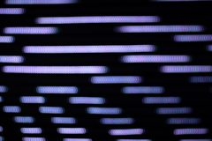Unscharfer abstrakter bokeh Hintergrund stockfotografie