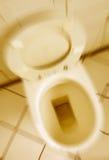 Unscharfer Toilette/Waschraum lizenzfreie stockfotos