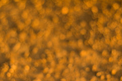Unscharfes abstraktes abgebildetes des Gelbs Stockfotos