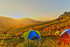 Unseen in thailand,beautiful place. Beautiful light, sunrise,travel,beautiful light Stock Image