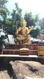 Unseen Thailand. Holy thing at  Pha Moo E-Daeng, Si Sa Ket,Thailand Royalty Free Stock Photos