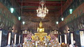 Unseen thailand. Temple buddhism holiday Royalty Free Stock Image