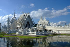 Unseen Thailand Wat Rong Khun Royalty Free Stock Image