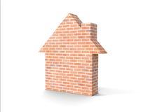 Unser Haus Lizenzfreie Stockfotos