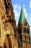 Unser l Frauen Kirche fotografia royalty free