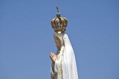Unsere Dame von Fatima Stockfoto