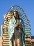Unsere Dame von Guadalupe Lizenzfreie Stockfotos