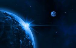 Unsere Galaxie Stockbilder