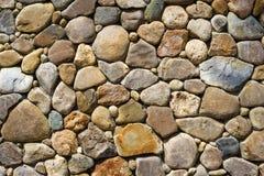 Unshaped kamień ściany tekstura obraz royalty free
