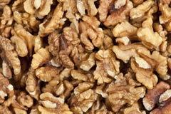 unshelled грецкие орехи Стоковое фото RF