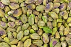 Unshelled pistaches Stock Foto