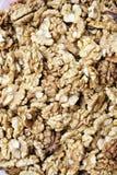 Unshelled walnuts background. Jinan,china Royalty Free Stock Image
