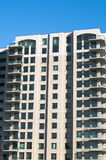 Unsold apartments Royalty Free Stock Photography