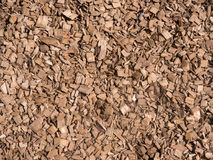 Unsorted wood sawdust background pattern Royalty Free Stock Photo