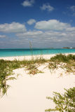 Unspoilt beach Stock Photography