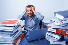 Unstability of business stock image