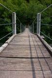Unstable bridge Stock Images