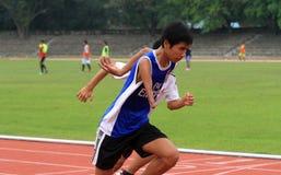 Untaugliche Athleten lizenzfreie stockfotos