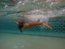 Untaugliche Athleten Stockfotografie
