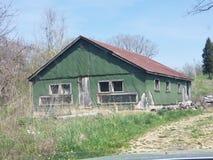 Unten Haus stockfoto