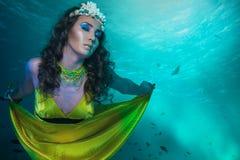 Unter dem Meer Lizenzfreie Stockfotos
