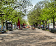 Unter den Linden, Berlin Stock Photography