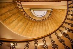 Unter der Treppe stockbilder