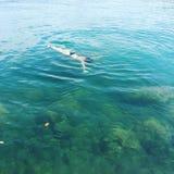 Unter Meer Stockfoto