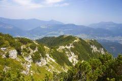 The Unterberghorn in Tirol, Austria Royalty Free Stock Photos