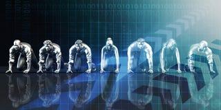 Unterbrechungstechnologien Stockfotos