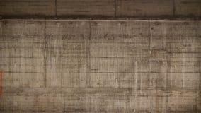 Unterbrochene Wand Stockfotografie