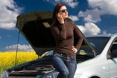 Unterbrochener Motor Lizenzfreies Stockbild