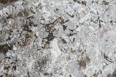 Unterbrochenes Eis Stockfoto