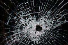 Unterbrochenes Glas Lizenzfreies Stockbild