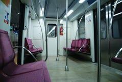 untergrundbahn Lizenzfreie Stockfotografie