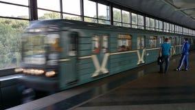 untergrundbahn Lizenzfreie Stockbilder