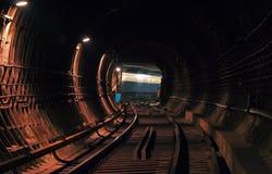 untergrundbahn Stockfotografie