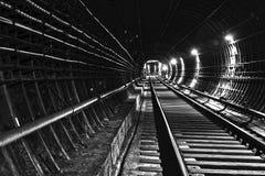 untergrundbahn Stockfotos