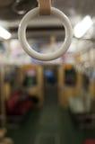 Untergrundbahn-Griff Lizenzfreies Stockfoto