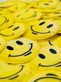 Unterhaltlächeln! Stockfotos