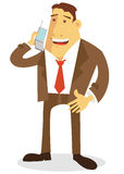 Unterhaltung auf Mobiltelefon Stockfotos