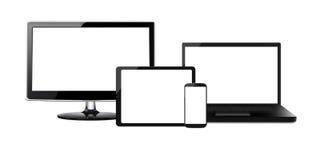 Unterhaltungs-Geräte - XL Stockfoto