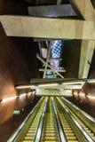 unterirdisch Stockfoto