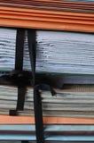 Unterlagen lizenzfreies stockbild