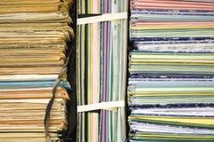 Unterlagen lizenzfreies stockfoto