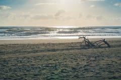 Unterlassung des Strandes Stockbilder