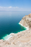 Unterlassung des Toten Meers stockfoto