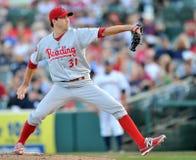 Unterliga-Baseball-Tätigkeit 2012 Stockfotos