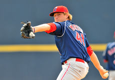 Unterliga-Baseball-Tätigkeit 2012 Lizenzfreie Stockfotos