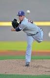 Unterliga-Baseballtätigkeit 2012 Stockfotografie